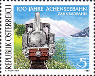 [The 100th Anniversary of the Achensee Railway, Typ BEU]