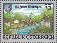 [The 850th Anniversary of the Alpine Wilderness, Typ BFB]