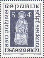 [The 50th Anniversary of Benedictine Abbey at Seckau, Typ BFV]