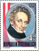 [The 200th Anniversary of the Birth of Ferdinand Raimund, Typ BFZ]