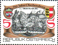[The 750th Anniversary of Marketing Community Oberdrauburg, Typ BGC]