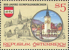 [The 850th Anniversary of Gumpoldskirchen, Typ BGD]