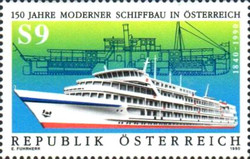 [The 150th Anniversary of Modern Shipbuilding in Austria, Typ BGF]