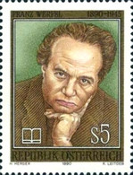[The 100th Anniversary of the Birth of Franz Werfel, Typ BGJ]