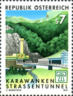 [Completion of the Karawanken Tunnel, Typ BHO]