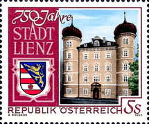 [The 750th Anniversary of Lienz, Typ BJA]