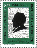 [The 150th Anniversary of the Birth of Peter Rosegger, Typ BJZ]