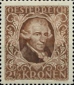 [Austrian Composers - Charity Stamps, Typ BK]