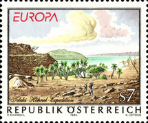 [EUROPA Stamps - Great Discoveries, Typ BLG]