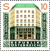 [The 125th Anniversary of the Birth of Adolf Loos, Typ BMD]