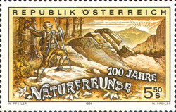 [The 100th Anniversary of Austrian Friends of Nature, Typ BML]