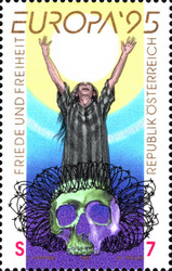 [EUROPA Stamps - Peace and Freedom, Typ BMN]