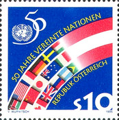 [The 50th Anniversary of the United Nations, Typ BMT]