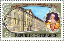 [The 250th Anniversary of the Theresian Academy, Typ BNO]