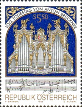 [The 100th Anniversary of the Death of Anton Bruckner, Typ BNV]
