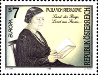 [EUROPA Stamps - Famous Women, Typ BNY]