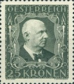 [Austrian Composers - Charity Stamps, Typ BO1]