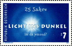 [The 25th Anniversary of Licht ins Dunkel, Typ BPZ]