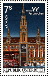 [EUROPA Stamps - Festivals and National Celebrations, Typ BQP]