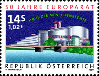 [The 50th Anniversary of the Council of Europe, Typ BRQ]