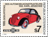 [The 100th Anniversary of Engineer Karl Jenschke, Typ BRT]