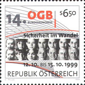 [The 14th Conference of the ÖGB (Austrian Federation of Labour Unions), Typ BSG]