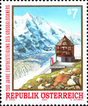 [The 200th Anniversary of the First Ascent of the Grossglockner, Typ BTM]