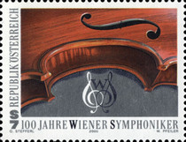 [The 100th Anniversary of the Vienna Philharmonic, Typ BUH]