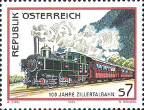 [The 100th Anniversary of Zilltertal Railway, Typ BUR]