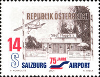 [The 75th Anniversary of Salzburg Airport, Typ BUV]