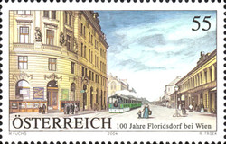 [The 100th Anniversary of the incorporation of Floridsdorf into Vienna, Typ CBA]