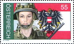 [The 50th Anniversary of the Austrian Federal Army, Typ CBR]