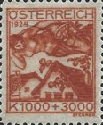 [Charity Stamps, Typ CE]