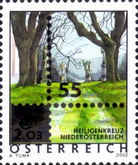 [Postage Stamps of 2003 Surcharged with New Design, Typ CEQ]