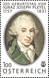 [The 250th Anniversary of the Birth of Ignaz Joseph Pleyel, Typ CMH]