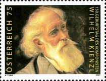 [The 150th Anniversary of the Birth of Wilhelm Kienzl, Typ CML]