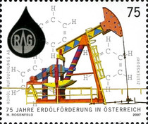 [The 75th Anniversary of Oil Production in Austria, Typ CMV]