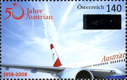 [The 50th Anniversary of Austrian Airlines, Typ COD]