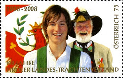[The 100th Anniversary of the Tyrolean Federation of Traditional Provincial Costumes, Typ CON]