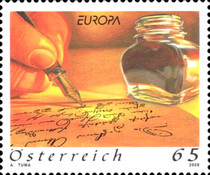 [EUROPA Stamps - Writing Letters, Typ CPL]