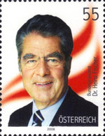 [The 70th Anniversary of the Birth of Federal President Dr. Heinz Fischer, Typ CQN]