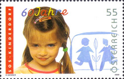 [The 60th Anniversary of SOS Childrens Villages, Typ CRD]