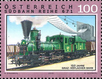 [The 150th Anniversary of Graf Koflach Railway, Typ CTX]