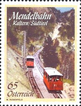 [The Mendel Railway, Typ CUA]