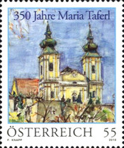 [The 350th Anniversary of Maria Taferl, Typ CUD]
