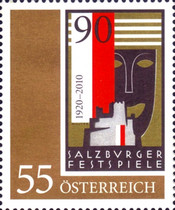 [The 90th Anniversary of the Salzburg Festival, Typ CUF]
