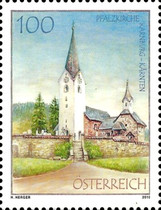 [Austrian Churches - Palatine Church of Karnburg, Typ CUO]