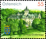 [FMRL Grafenegg Palace. Self Adhesive, Typ CUT]