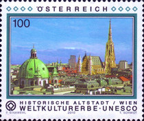 [UNESCO World Heritage - Historic Town Centre of Vienna, Typ CVL]