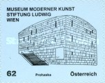 [Modern Architecture - Self Adhesive Stamps, Typ CWK]